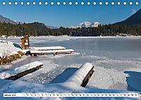 Rund um den Hintersee und Zauberwald (Tischkalender 2019 DIN A5 quer) - Produktdetailbild 1