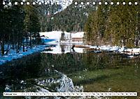 Rund um den Hintersee und Zauberwald (Tischkalender 2019 DIN A5 quer) - Produktdetailbild 2