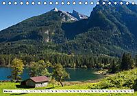 Rund um den Hintersee und Zauberwald (Tischkalender 2019 DIN A5 quer) - Produktdetailbild 5