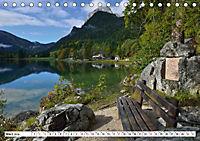 Rund um den Hintersee und Zauberwald (Tischkalender 2019 DIN A5 quer) - Produktdetailbild 3