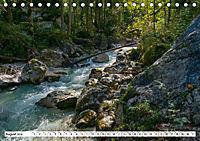 Rund um den Hintersee und Zauberwald (Tischkalender 2019 DIN A5 quer) - Produktdetailbild 8