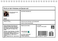 Rund um den Hintersee und Zauberwald (Tischkalender 2019 DIN A5 quer) - Produktdetailbild 13