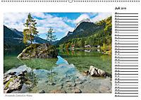 Rund um den Hintersee und Zauberwald (Wandkalender 2019 DIN A2 quer) - Produktdetailbild 1