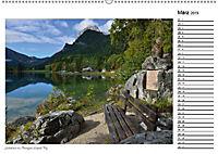 Rund um den Hintersee und Zauberwald (Wandkalender 2019 DIN A2 quer) - Produktdetailbild 4
