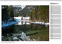 Rund um den Hintersee und Zauberwald (Wandkalender 2019 DIN A2 quer) - Produktdetailbild 8