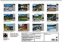 Rund um den Hintersee und Zauberwald (Wandkalender 2019 DIN A2 quer) - Produktdetailbild 6
