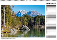 Rund um den Hintersee und Zauberwald (Wandkalender 2019 DIN A2 quer) - Produktdetailbild 7
