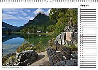 Rund um den Hintersee und Zauberwald (Wandkalender 2019 DIN A3 quer) - Produktdetailbild 3