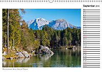 Rund um den Hintersee und Zauberwald (Wandkalender 2019 DIN A3 quer) - Produktdetailbild 9