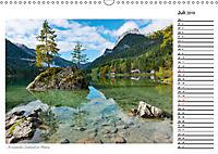 Rund um den Hintersee und Zauberwald (Wandkalender 2019 DIN A3 quer) - Produktdetailbild 7