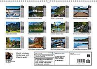Rund um den Hintersee und Zauberwald (Wandkalender 2019 DIN A3 quer) - Produktdetailbild 13