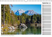 Rund um den Hintersee und Zauberwald (Wandkalender 2019 DIN A4 quer) - Produktdetailbild 9
