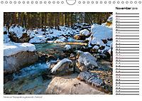 Rund um den Hintersee und Zauberwald (Wandkalender 2019 DIN A4 quer) - Produktdetailbild 11