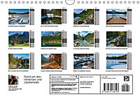 Rund um den Hintersee und Zauberwald (Wandkalender 2019 DIN A4 quer) - Produktdetailbild 13