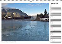 Rund um den Riessersee (Wandkalender 2019 DIN A3 quer) - Produktdetailbild 1