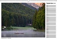 Rund um den Riessersee (Wandkalender 2019 DIN A3 quer) - Produktdetailbild 9