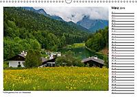 Rund um den Riessersee (Wandkalender 2019 DIN A3 quer) - Produktdetailbild 3