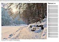 Rund um den Riessersee (Wandkalender 2019 DIN A3 quer) - Produktdetailbild 2