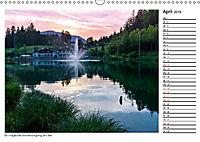 Rund um den Riessersee (Wandkalender 2019 DIN A3 quer) - Produktdetailbild 4