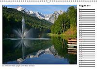 Rund um den Riessersee (Wandkalender 2019 DIN A3 quer) - Produktdetailbild 8