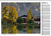 Rund um den Riessersee (Wandkalender 2019 DIN A3 quer) - Produktdetailbild 10
