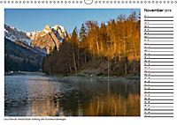 Rund um den Riessersee (Wandkalender 2019 DIN A3 quer) - Produktdetailbild 11