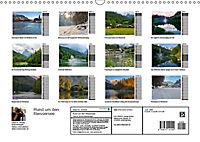 Rund um den Riessersee (Wandkalender 2019 DIN A3 quer) - Produktdetailbild 13