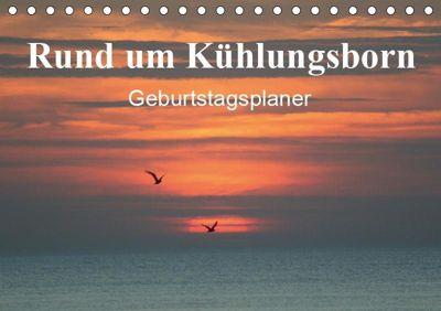 Rund um Kühlungsborn (Tischkalender 2019 DIN A5 quer), Anja Bagunk