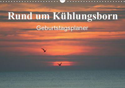 Rund um Kühlungsborn (Wandkalender 2019 DIN A3 quer), Anja Bagunk