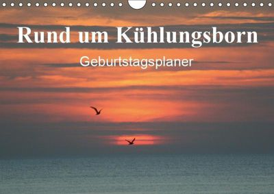 Rund um Kühlungsborn (Wandkalender 2019 DIN A4 quer), Anja Bagunk