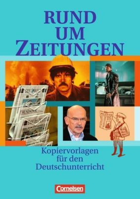 Rund um Zeitungen, Christian Rühle, Heinz Gierlich, Ute Fenske