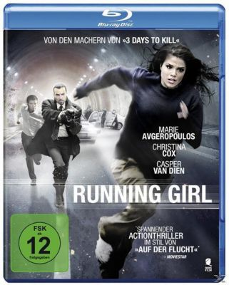 Running Girl, David DeCrane, Douglas Howell