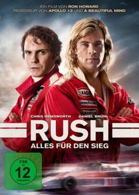 Rush - Alles für den Sieg, Diverse Interpreten