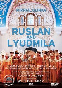 Ruslan Und Ludmila, Shagimuratova, Petrenko, Jurowski, Bolshoi Theatre