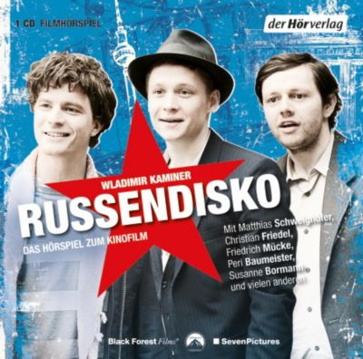 Russendisko, 1 Audio-CD, Wladimir Kaminer
