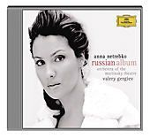 Russian Album, Anna Netrebko, Valery Gergiev, Kiro