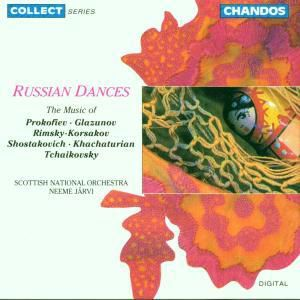 Russian Dances, Järvi, Sno