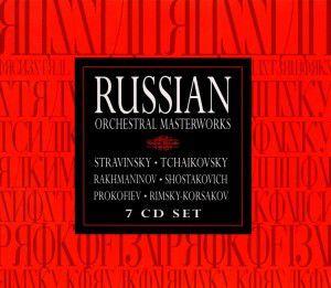 Russian Orchestral Works, Rafael Frühbeck de Burgos, Lso