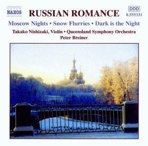 Russian Romance, Takako Nishizaki, Peter Breiner