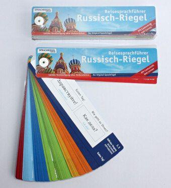 Russisch-Riegel (Nonbook), Natascha Hess, Jörn Götzke