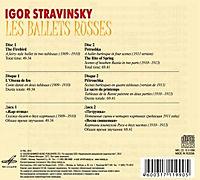 Russische Ballette: Feuervogel/Petruschka/+ - Produktdetailbild 1