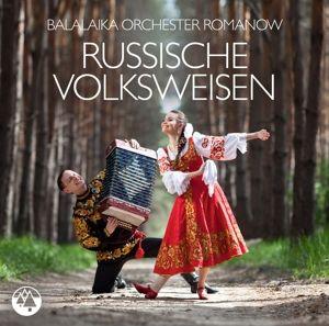 Russische Volksweisen, Balalaika Orchester Romanow