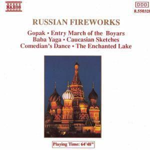 Russisches Feuerwerk, Diverse Interpreten
