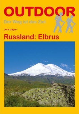 Russland: Elbrus, Jens Jäger