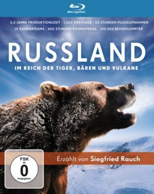 Russland - Im Reich der Tiger, Bären und Vulkane, Jörn Röver