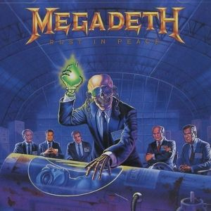 Rust In Peace, Megadeth