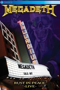 Rust In Peace Live (Dvd), Megadeth