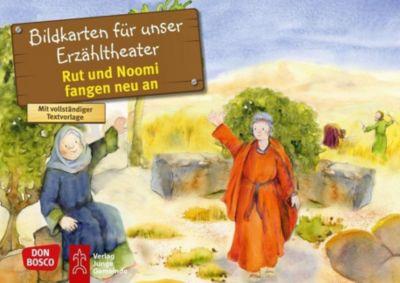 Rut und Noomi fangen neu an. Kamishibai Bildkartenset - Susanne Brandt pdf epub