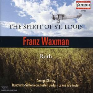 Ruth/The Spirit Of St.Louis, Shirley, Foster, Rso Berlin