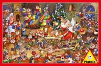 Ruyer, Weihnachtsmann 1.000 Teile Puzzle